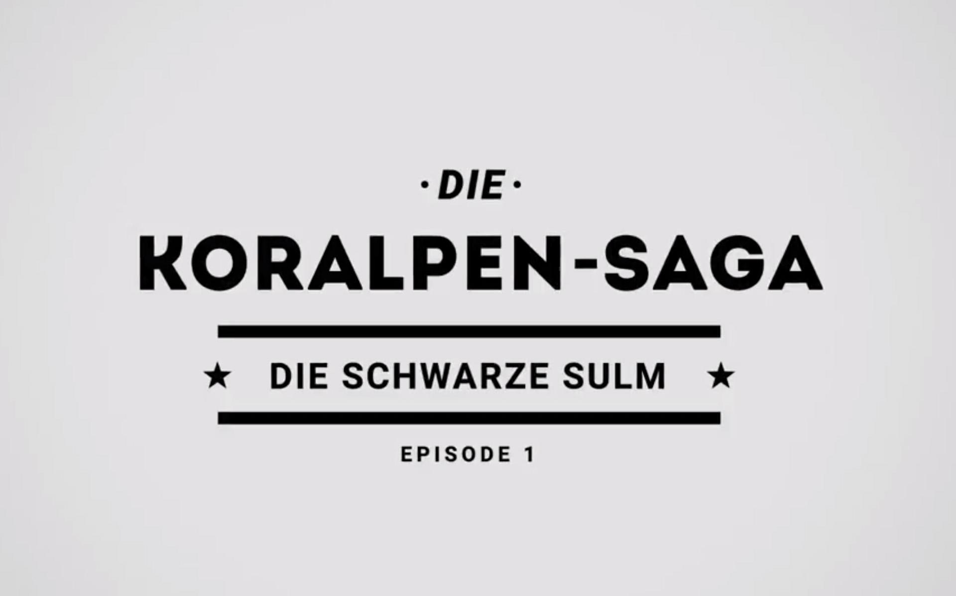 """""""Koralpensaga"""": WWF-Kurzfilme über Skandal an der Schwarzen Sulm"""